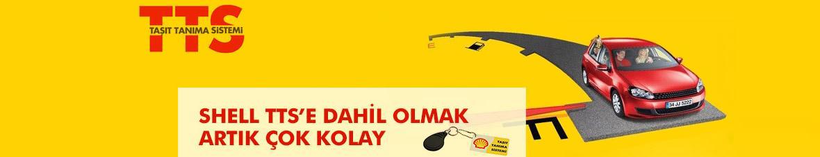 Shell Taşıt Tanıma Montaj