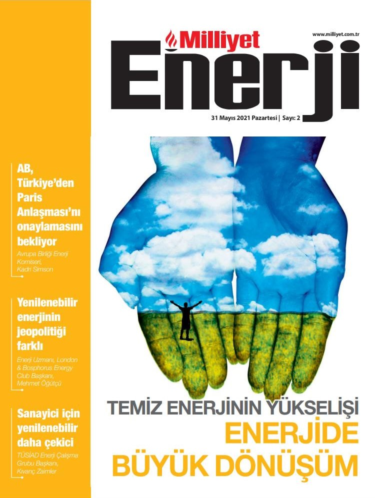 En Yakıt Milliyet Enerji dergisinde!